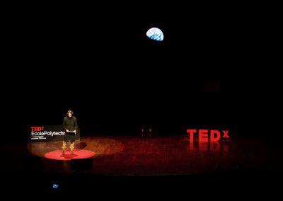 Marc Buckley TEDx EP Talk - First Earthrise
