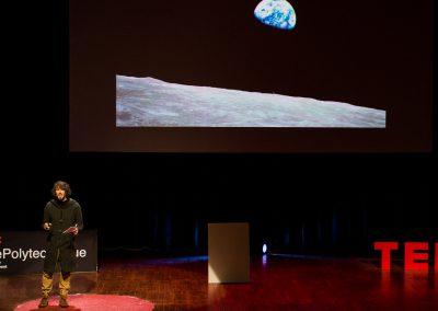 Marc Buckley TEDx EP Talk The Global ERA of Sustainability Earthrise